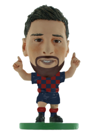 Soccerstarz  voetbalpoppetje LIONEL MESSI thuis shirt