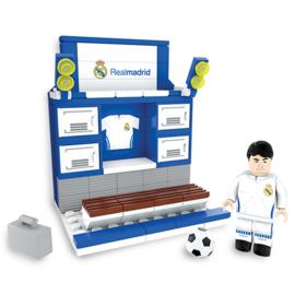Nanostars Real Madrid KLEEDKAMER bouwset