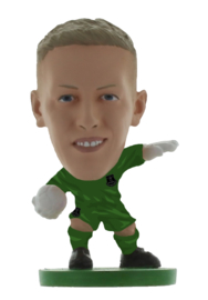 Soccerstarz voetbalpoppetje JORDAN PICKFORD classic shirt