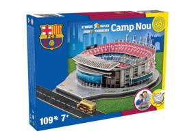 Nanostad 3D stadion puzzel NOU CAMP - Barcelona