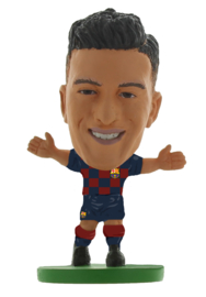 Soccerstarz voetbalpoppetje PHILIPPE COUTINHO thuis shirt