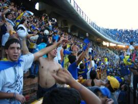 De Argentijnse competitie opzet