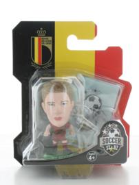 Soccerstarz voetbalpoppetje KEVIN DE BRUYNE - België