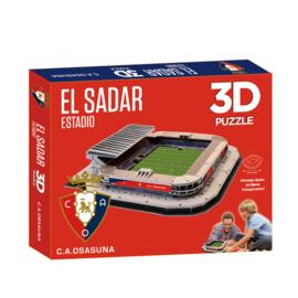 3D stadionpuzzel ESTADIO EL SADAR - Osasuna Pamplona
