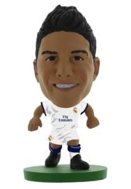 Soccerstarz JAMES RODRIGUEZ thuis shirt 2017