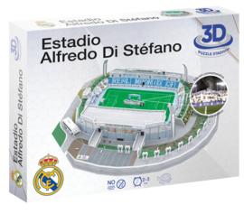 3D stadionpuzzel ALFREDO DI STEFANO - Real Madrid Castilla