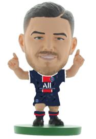 Soccerstarz voetbalpoppetje MAURO ICARDI thuis shirt 2021
