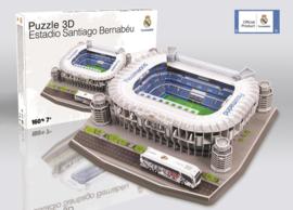 Nanostad 3D stadion SAN BERNABEU - Real Madrid