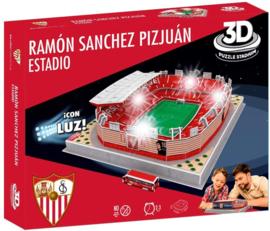 3D Stadion Puzzel RAMON SANCHEZ PIZJUAN LED - Sevilla