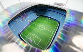 Nanostad 3D stadion ETIHAD STADIUM - Manchester City