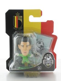 Soccerstarz voetbalpoppetje THIBAUT COURTOIS - België