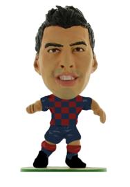 Soccerstarz voetbalpoppetje LUIS SUAREZ thuis shirt 2020