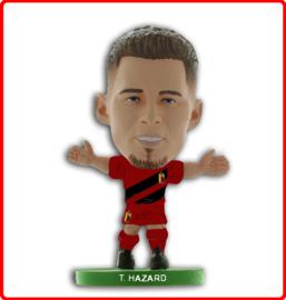 Soccerstarz voetbalpoppetje THORGAN HAZARD - België