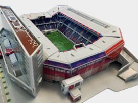 3D stadionpuzzel ST. JAKOB-PARK - FC Basel