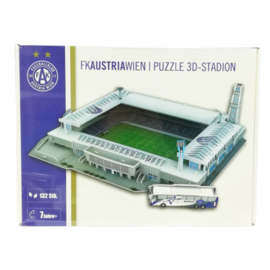 3D stadionpuzzel GENERALI ARENA - Austria Wien