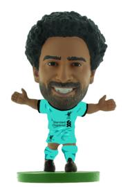 Soccerstarz voetbalpoppetje MOHAMED SALAH uit shirt 2021