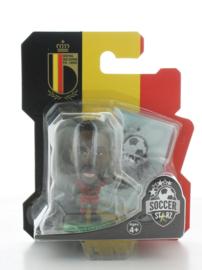Soccerstarz voetbalpoppetje ROMELU LUKAKU - België