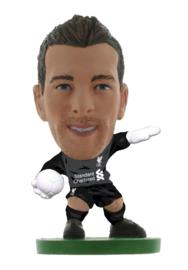 Soccerstarz voetbalpoppetje ADRIAN thuis shirt 2021