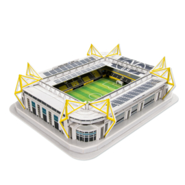 3D stadion SIGNAL IDUNA PARK - Borussia Dortmund