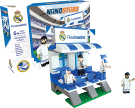 Nanostars Real Madrid TRIBUNE bouwset