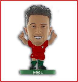 Soccerstarz voetbalpoppetje DIOGO JOTA - Portugal