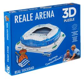 3D stadionpuzzel REALE ARENA - Real Sociedad