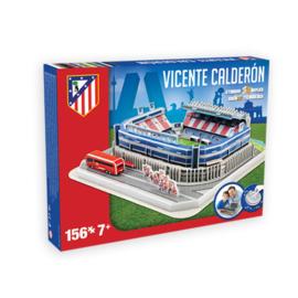 3D stadionpuzzel ESTADIO VICENTE CALDERON - Atletico Madrid
