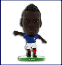 Soccerstarz voetbalpoppetje PAUL POGBA - Frankrijk