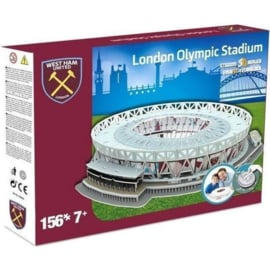 Nanostad 3D stadion puzzel LONDON STADIUM - West Ham United