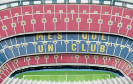 Nanostad 3D stadion puzzel CAMP NOU - Barcelona