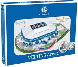 Nanostad 3D stadion VELTINS ARENA - Schalke