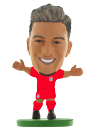 Soccerstarz voetbalpoppetje PHILIPPE COUTINHO thuis shirt 2020