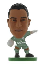 Soccerstarz KEYLOR NAVAS thuis shirt 2018