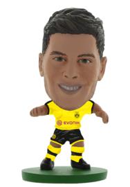 Soccerstarz voetbalpoppetje JULIAN WEIGL thuis shirt 2020