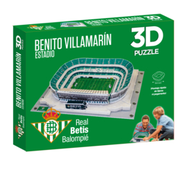 Nanostad 3D stadion puzzel ESTADIO BENITO VILLAMARIN  - Real Betis Sevilla