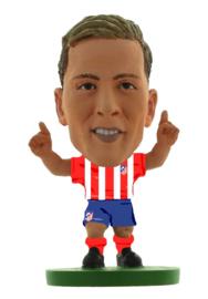 Soccerstarz voetbalpoppetje FERNANDO TORRES classic shirt 2018