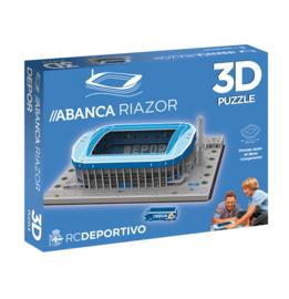 3D stadionpuzzel ESTADIO RIAZOR - Deportivo La Coruna
