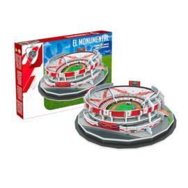 Nanostad 3D stadion EL MONUMENTAL - River Plate