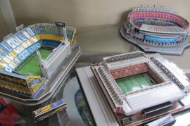 """RONDJE LANGS DE VELDEN: """"Vanaf mijn eerste bezoek zijn stadions een soort obsessie voor me"""""""