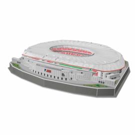 3D stadionpuzzel WANDA METROPOLITANO - Atletico Madrid