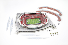 Nanostad 3D stadion puzzel EMIRATES STADIUM - Arsenal