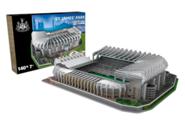 Nanostad 3D stadion puzzel ST JAMES' PARK - Newcastle United
