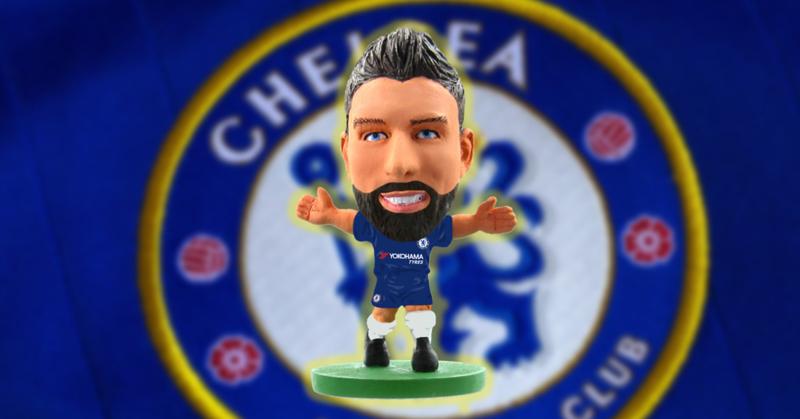 Wie maakt de doelpunten bij Chelsea?