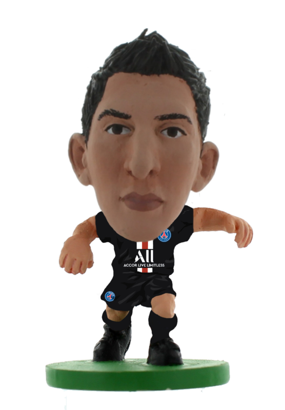 Soccerstarz voetbalpoppetje ANGEL DI MARIA thuis shirt 2020