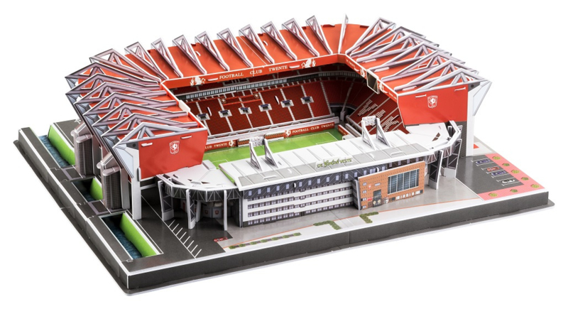 3d Stadionpuzzel De Grolsch Veste Fc Twente
