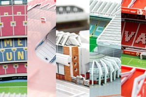 De top 5 meest verkochte stadion replica's van 2018