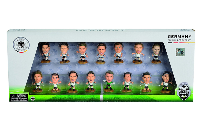 Soccerstarz 15 team pack DUITSLAND 2016