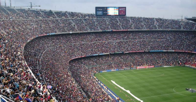 De derby van Barcelona