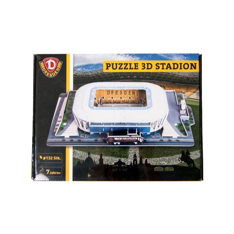 3D stadionpuzzel ROLF HARBIG STADION - Dynamo Dresden
