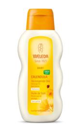 Weleda Calendula baby verzorgende olie 200ml